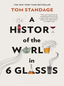 A History of the World in 6 Glasses - ebook