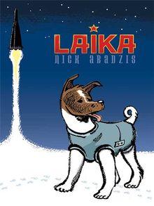 Laika book cover
