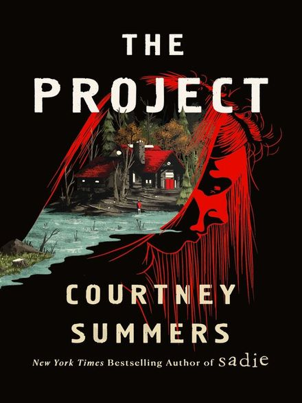The Project by Alexandra Bracken cover