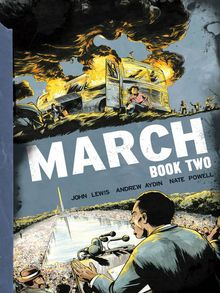 March Book Two book cover