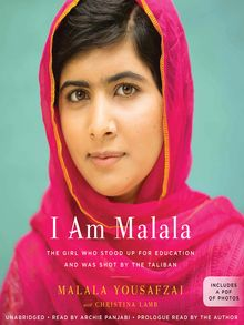 I Am Malala - Audiobook