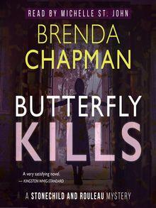 Butterfly Kills by Brenda Chapman