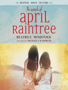 In Search of April Raintree by Beatrice Mosionier