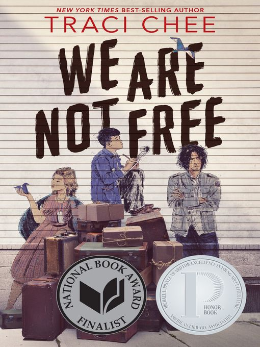 """""""We Are Not Free"""" (ebook) cover"""