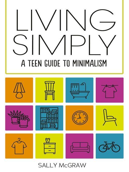 """Living Simply"" (ebook) cover"