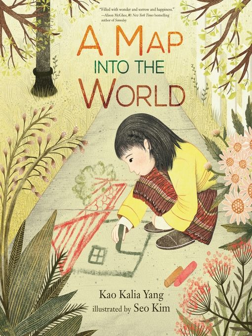 """""""A Map into the World"""" (ebook) cover"""