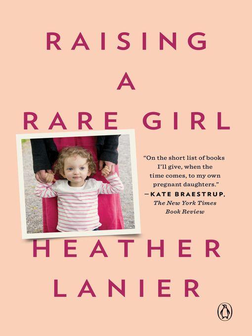 """""""Raising a Rare Girl"""" (ebook) cover"""