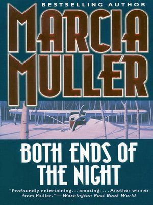 Cover image for book: 'Both Ends of the Night'