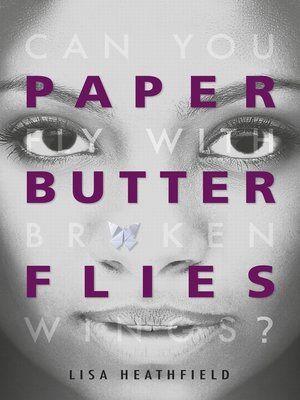 """""""Paper Butterflies"""" (ebook) cover"""