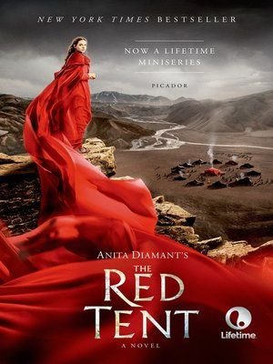 """""""The Red Tent"""" (ebook) cover"""